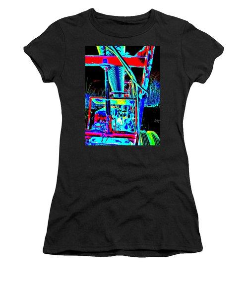 Feb 2016 35 Women's T-Shirt (Athletic Fit)
