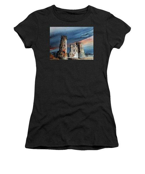 Ferns Castle, Wexford Women's T-Shirt
