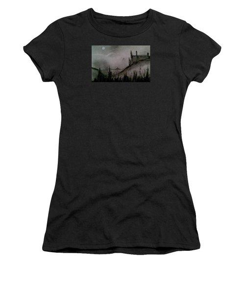 Fetchez La Vache Women's T-Shirt (Athletic Fit)