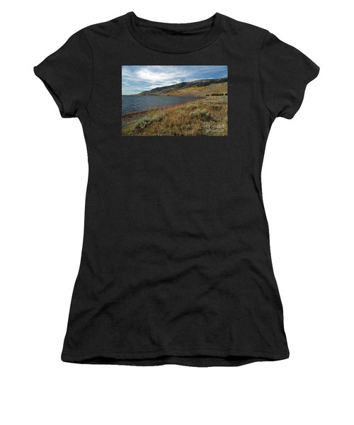 Fish Lake Ut Women's T-Shirt (Athletic Fit)