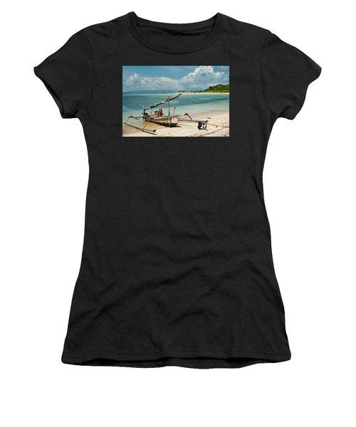 Fishing Boat Women's T-Shirt