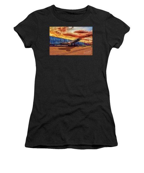Forsaken Women's T-Shirt (Athletic Fit)