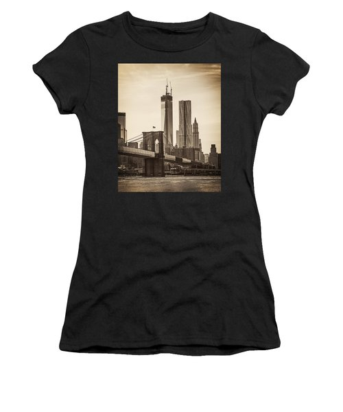 Freedom Tower Rising Women's T-Shirt
