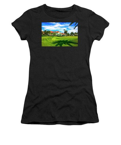 Gasparilla Inn, Boca Grande Fl Women's T-Shirt