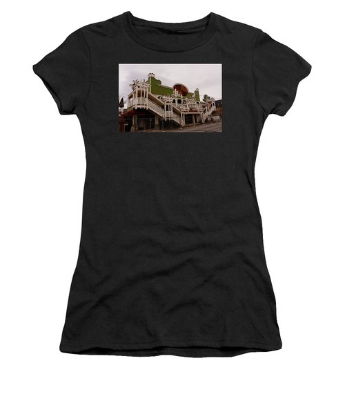 Ghostcasino Women's T-Shirt