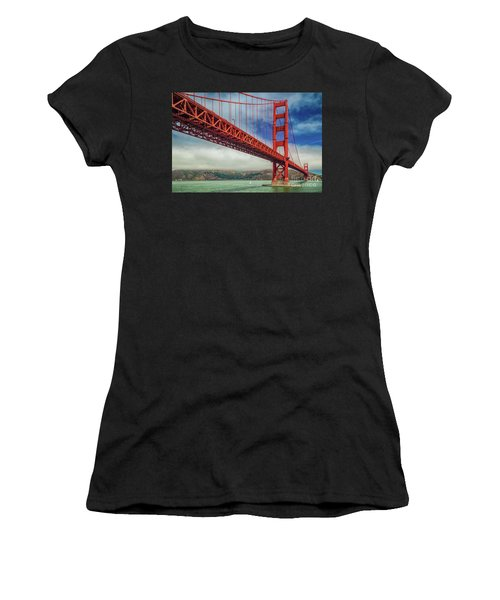 Golden Gate Bridge Women's T-Shirt