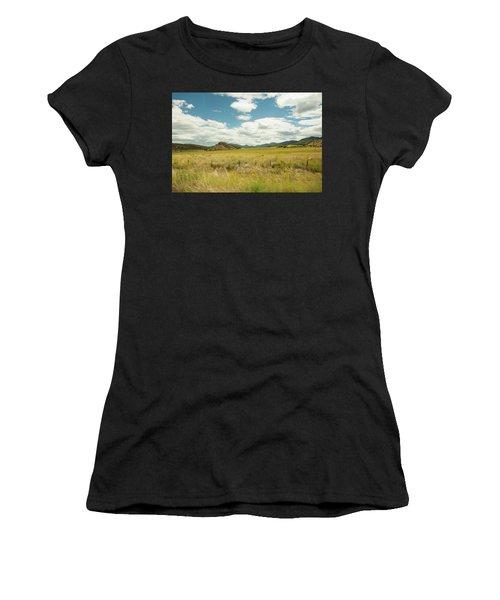 Golden Meadows Women's T-Shirt