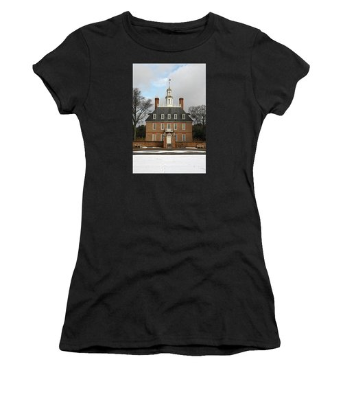 Governors Palace Women's T-Shirt (Athletic Fit)