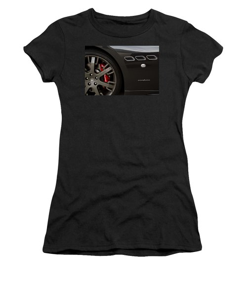 Granturismo Women's T-Shirt (Athletic Fit)