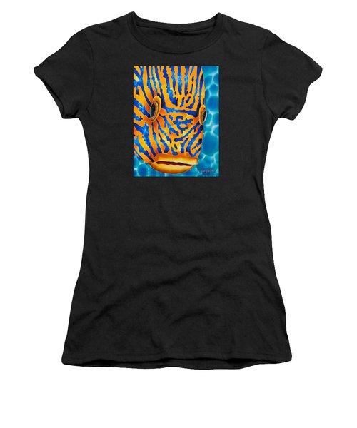Grunt Women's T-Shirt (Athletic Fit)