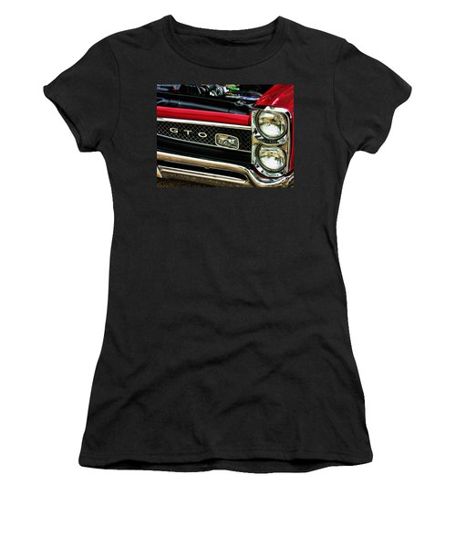 Gto 2 Women's T-Shirt (Athletic Fit)