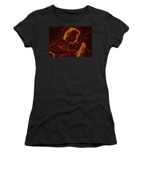 Guitar Player Women's T-Shirt
