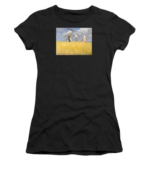 Harvesters Women's T-Shirt (Athletic Fit)