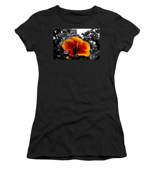 Hibiscus Beauty Women's T-Shirt