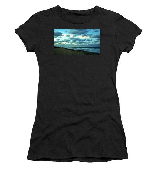 Hobe Sound, Fla Women's T-Shirt (Athletic Fit)