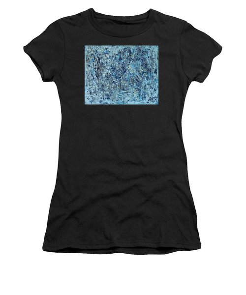 I Love Pollock Women's T-Shirt (Athletic Fit)
