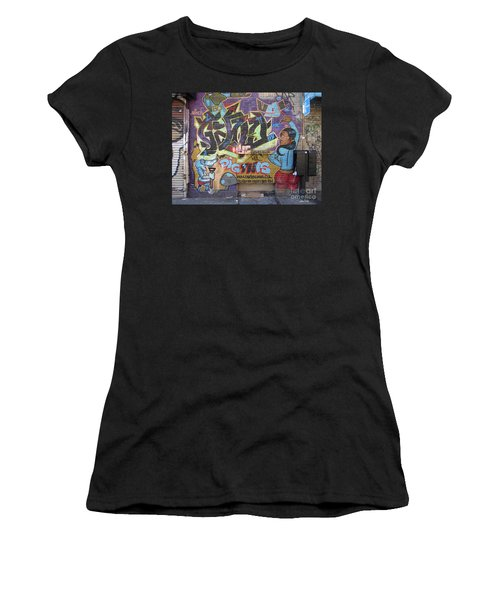 Inwood Graffiti  Women's T-Shirt