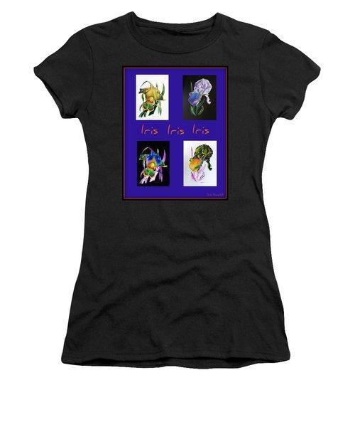 Iris Women's T-Shirt