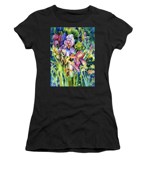 Iris II Women's T-Shirt (Athletic Fit)