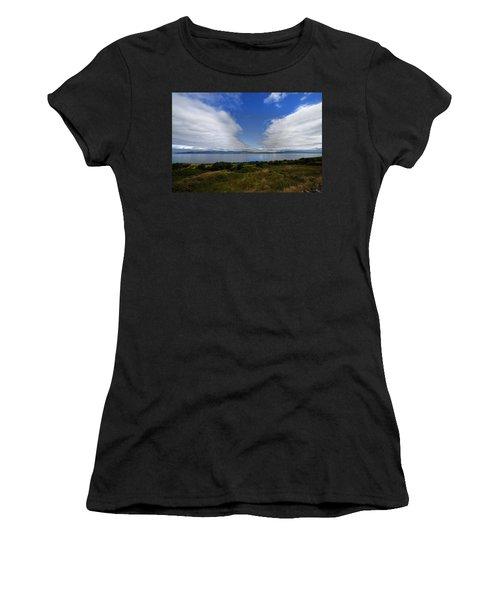 Irish Sky - Ring Of Kerry, Dingle Bay Women's T-Shirt