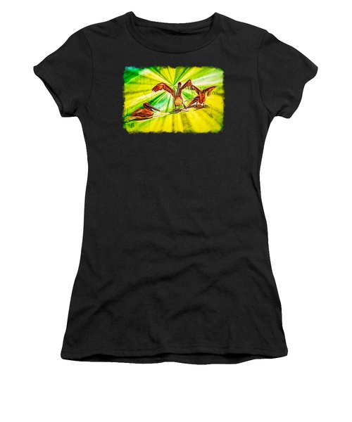 It's All Good Women's T-Shirt (Athletic Fit)
