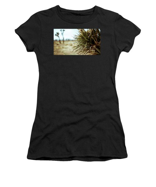 Joshua Tree Women's T-Shirt (Athletic Fit)