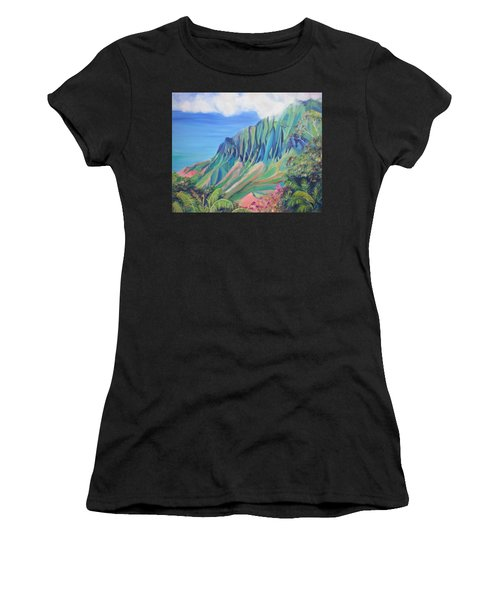 Kalalau Valley Women's T-Shirt