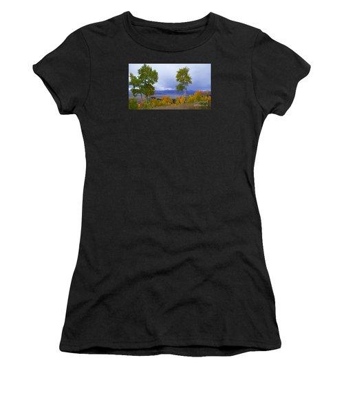 Kenosha Pass Women's T-Shirt (Athletic Fit)