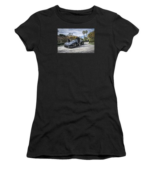 Koenigsegg Ccx Women's T-Shirt