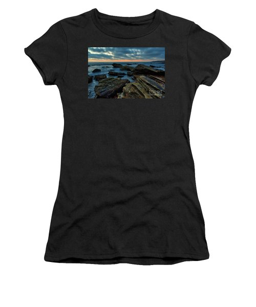 Last Light At Crystal Cove Women's T-Shirt