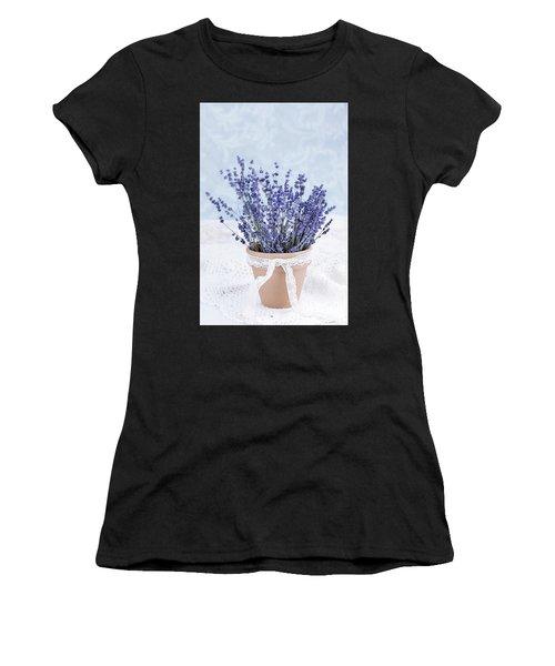 Lavender Women's T-Shirt