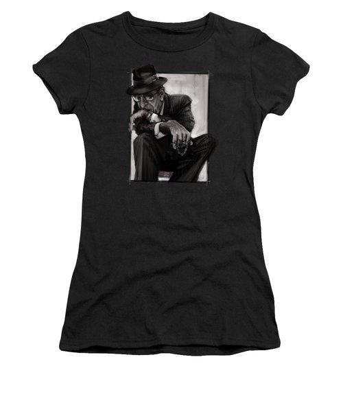 Leonard Cohen Women's T-Shirt