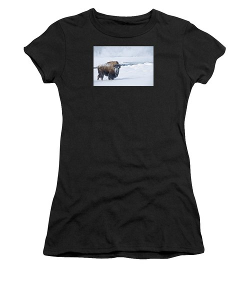 Lone Bison Women's T-Shirt