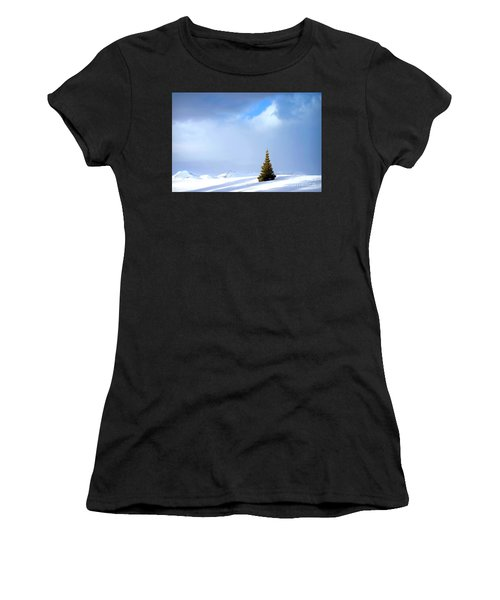 Lonesome Pine Women's T-Shirt (Athletic Fit)