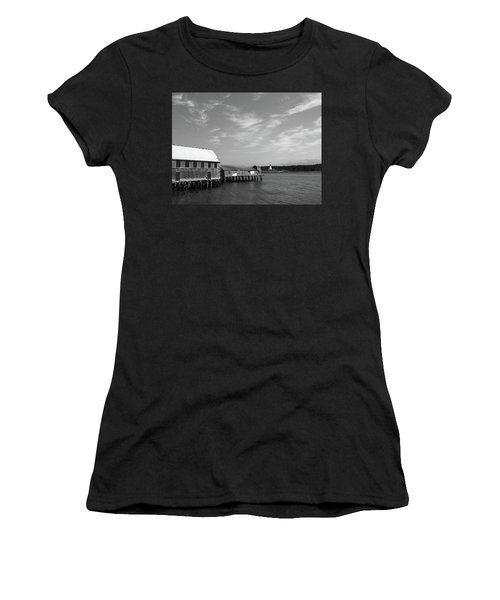 Lubec, Maine Women's T-Shirt (Athletic Fit)