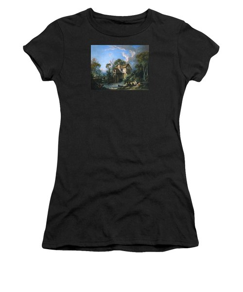 Mill At Charenton Women's T-Shirt (Athletic Fit)