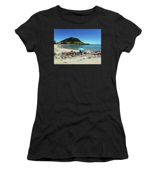 Mt Maunganui Beach 5 - Tauranga New Zealand Women's T-Shirt