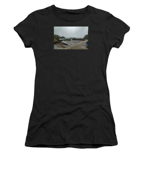 Mullion Cove Women's T-Shirt (Athletic Fit)