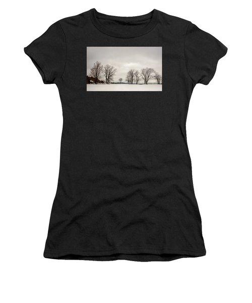 Naked Treeline Women's T-Shirt