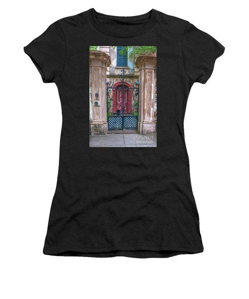 Narrow Is The Gate Women's T-Shirt