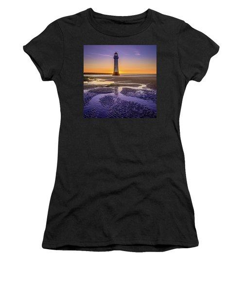 New Brighton Lighthouse Women's T-Shirt