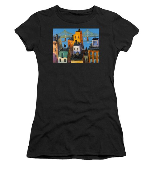 New York Women's T-Shirt (Athletic Fit)