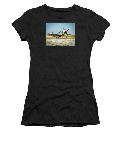 North American Tp-51c Mustang Women's T-Shirt