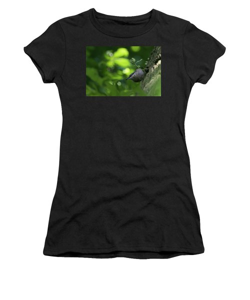 Nuthatch Women's T-Shirt