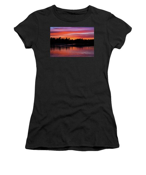 Odiorne Point Sunset Women's T-Shirt