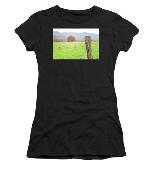 The Old Fence Post Women's T-Shirt