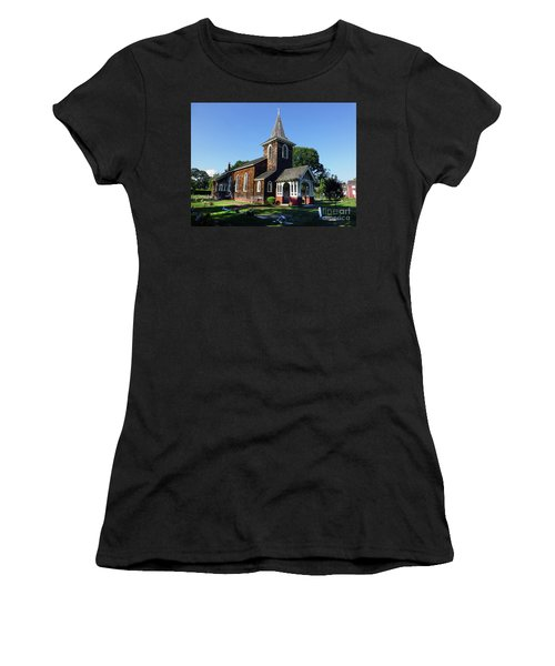 Old Grace Church Massapequa  Women's T-Shirt