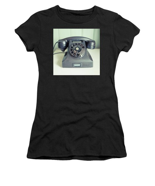 Old Telephone Square Women's T-Shirt