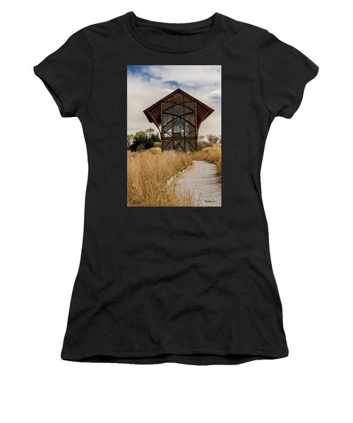 Omaha Holy Family Shrine 2 Women's T-Shirt (Athletic Fit)