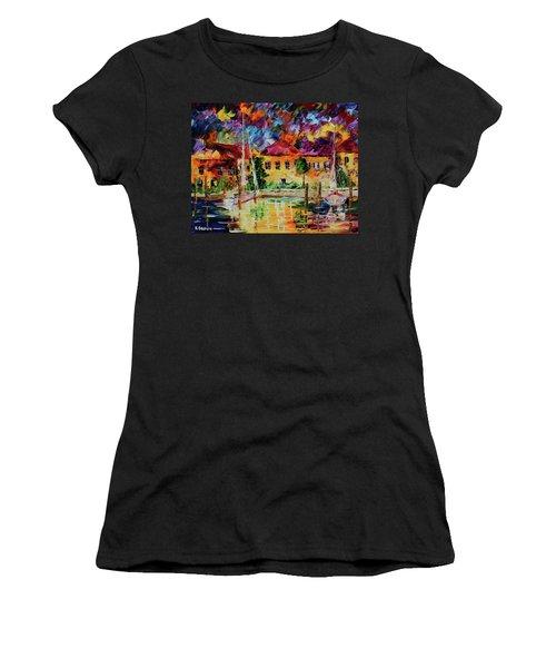 On The Intercoastal Women's T-Shirt